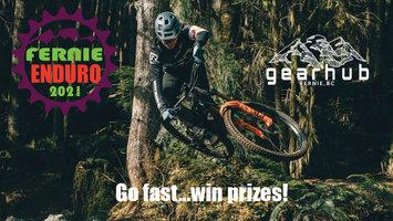 Virtual 2021 Fernie Enduro - Ride Fast...Win Prizes