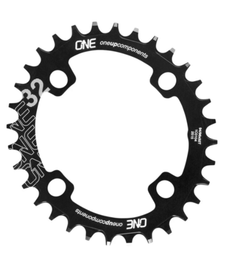OneUp, 94 BCD Traction Chainrings - Black / 30T SRAM 94BCD ONLY