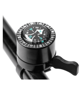 EVO EVO, Ringer Compass, Black, 22-25.4mm