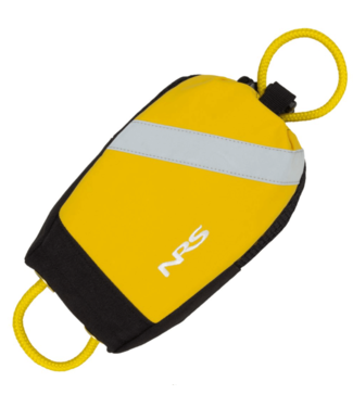 NRS, Wedge Rescue Throw Bag, Yellow