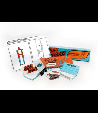 RideWrap RideWrap, Covered MTB Fork Protective Wrap Kit