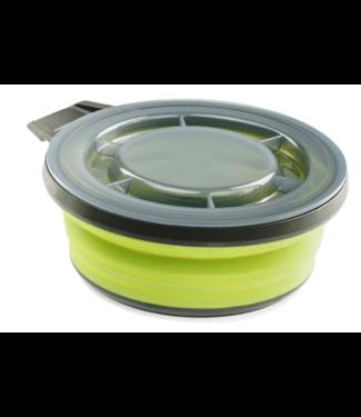 GSI Outdoors GSI Outdoors, Escape Bowl + Lid, Green