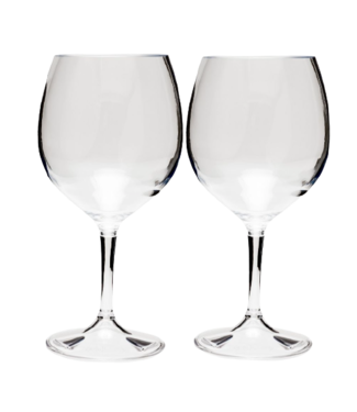 GSI Outdoors GSI Outdoors, Nesting Red Wine Glass Set