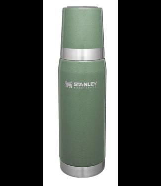 Stanley Stanley, 25oz Master Unbreakable Thermal Bottle, Hammertone Green