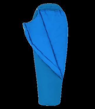 Marmot Marmot, Nanowave Long 25F/-4C° Sleeping Bag, Classic Blue