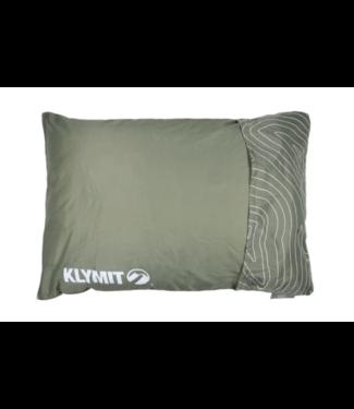 Klymit Klymit, Drift Car Camp Pillow Large, Green