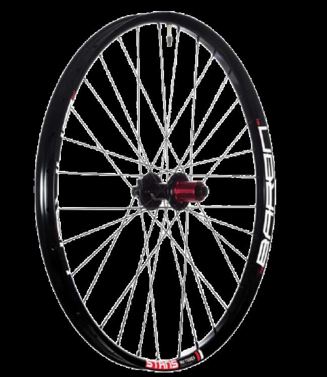 Stans No Tubes, Baron MK3, Wheel, Rear, 27.5'' / 584, Holes: 32, 12mm TA, 148mm, Disc IS 6-bolt, Shimano Micro Spline