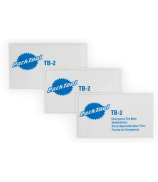Park Tool Park Tool TB-2 Kit of 3 tire boots