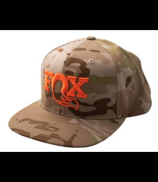 HAT FOX AUTHENTIC SNAPBACK CAMO O/S