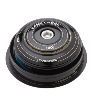Cane Creek, 110-SER, ZS44/ZS56, Complete, Tapered, Black