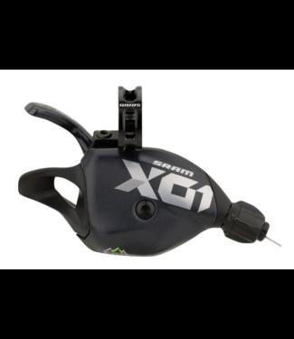 SRAM SRAM, X01 Eagle, Trigger Shifter, eMTB Single Click, 12s, Red/Black