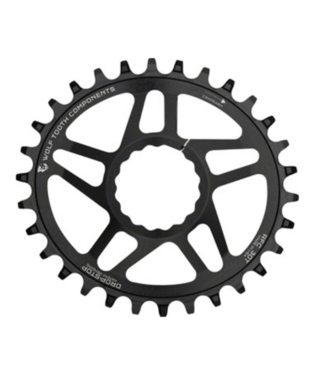 Wolf Tooth Components WolfTooth, Boost Chainring, Oval 28T