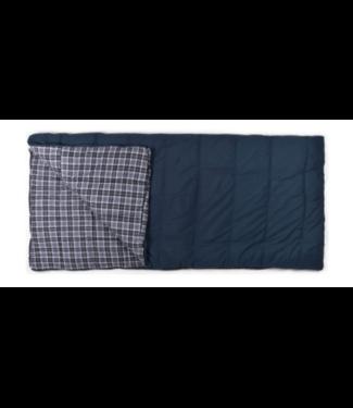 Chinook Chinook, Trailside Woodland 8 (-22F) Sleeping Bag, Navy
