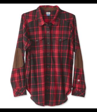 Kavu Kavu Ws Billie Jean Flannel Shirt