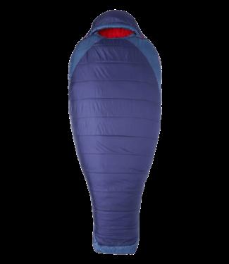 Marmot Marmot Trestles Elite Eco 20 Left Zip Ws Sleeping Bag Midnight/Storm Blue