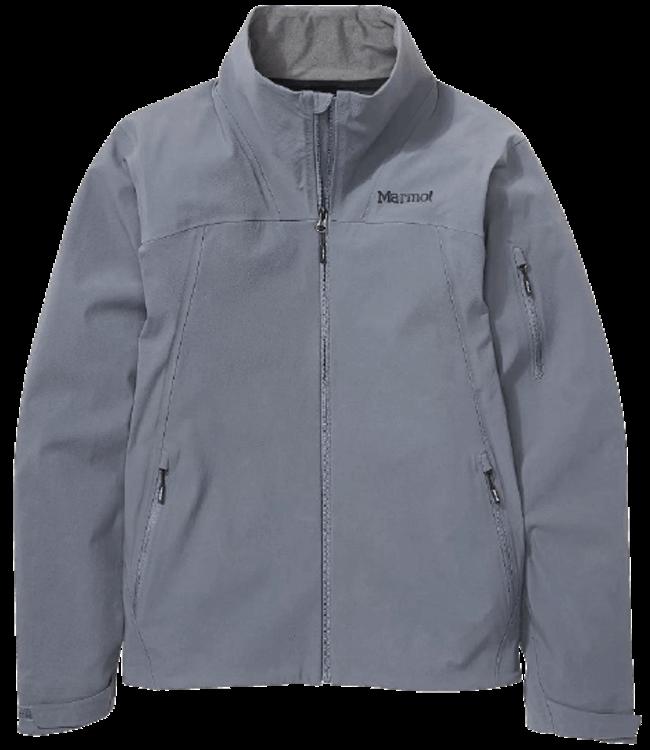 Marmot Marmot Alsek Jacket Steel Onyx Gray M