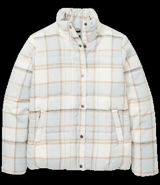 Marmot Marmot Ws Lanigan Insulated Flannel Jacket White M