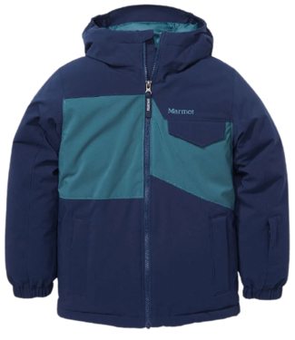 Marmot Marmot Kid's Rochester Jacket Arctic Navy/Stargazer Blue M