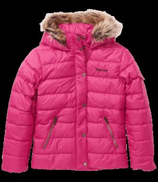 Marmot Marmot Kid's Hailey Jacket Very Berry Pink M