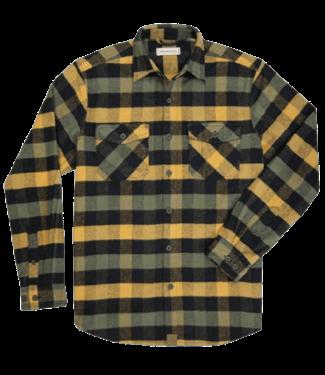Dakota Grizzly Dakota Grizzly Briggs Flannel Shirt