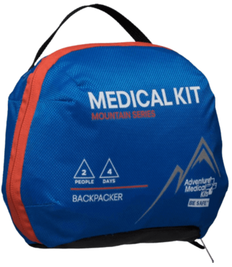 Adventure Medical Kit Adventure Medical Kit Mountain Hiker Backpacker First Aid Kit