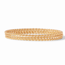 Cascade Trio Bangles - Medium