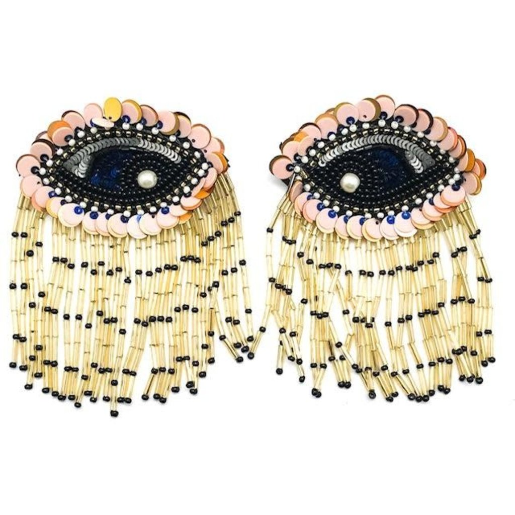 Statement Eye + Tassel