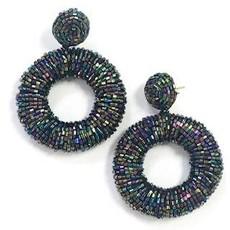 Party Hoop Earrings