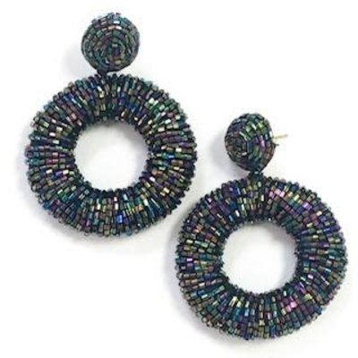Party Hoop Earrings