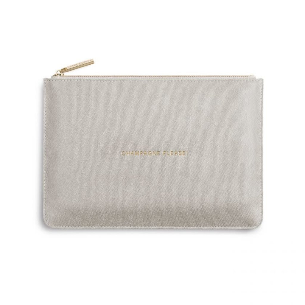 Perfect Pouch - Champagne Please! - Champagne Shimmer - 16x24cm