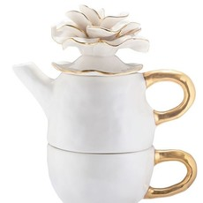 2224 - elemental luxe tea for one set with gift box