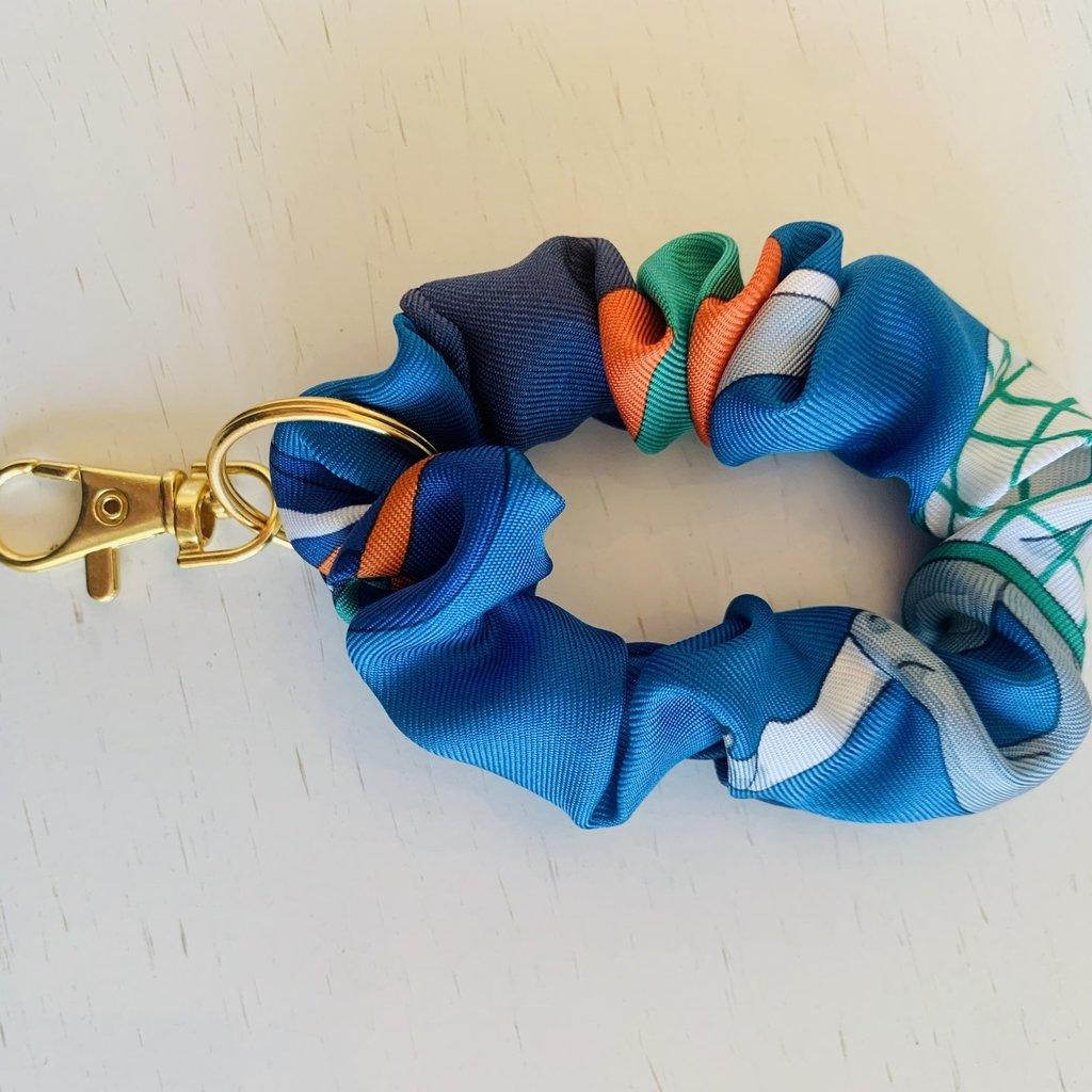Hermès Wristlet/ Small Scrunchie