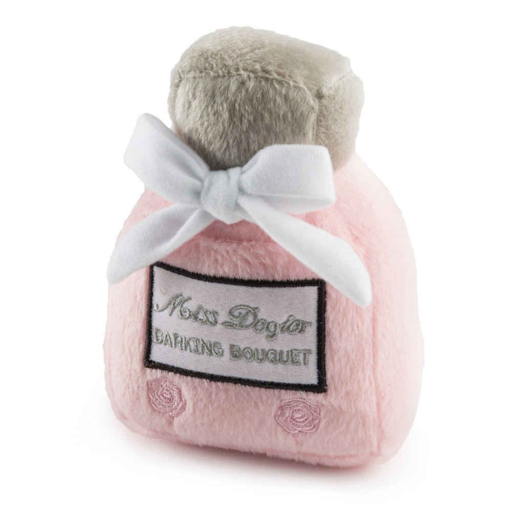 Miss Dogior Perfume Bottle Dog Toy