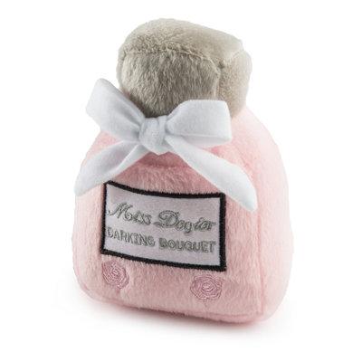 Miss Dogior Perfume Bottle Dog Toy