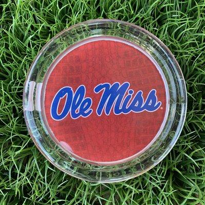 University of Mississippi Coaster-
