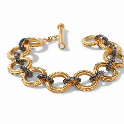 Verona Bracelet mixed metal