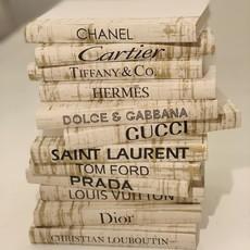Cartier  Minature Boutique Books