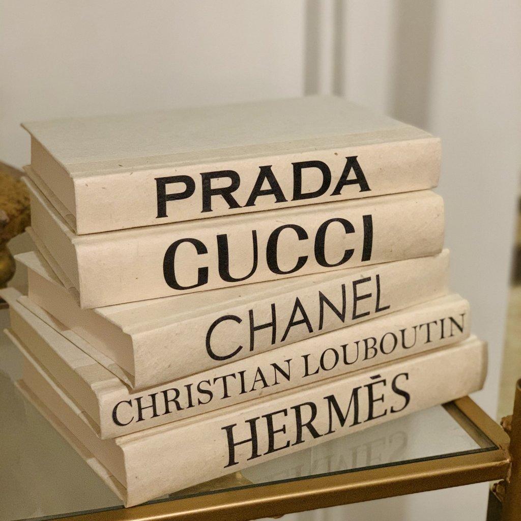 Prada Off White Boutique Collection Book
