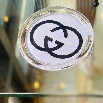 Gucci Coaster-