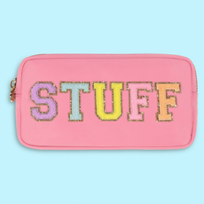 """Stuff"" Guava Small Pouch"