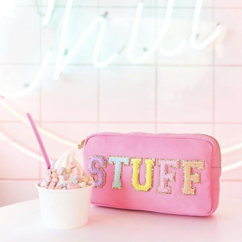 """""""Stuff"""" Guava Small Pouch"""