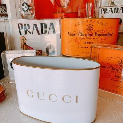 Gucci LARGE (10x7x4'') Makeup Brush Holder-