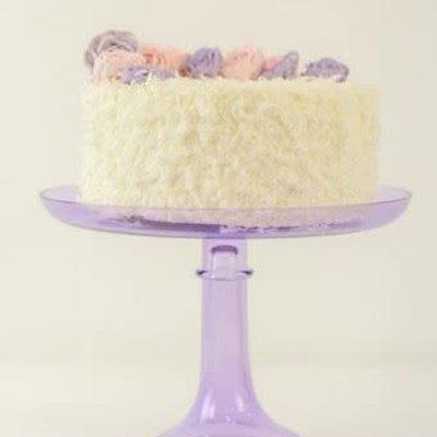 Lavender Cake Stand