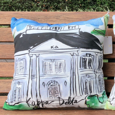 SORORITY HOUSE PILLOWS