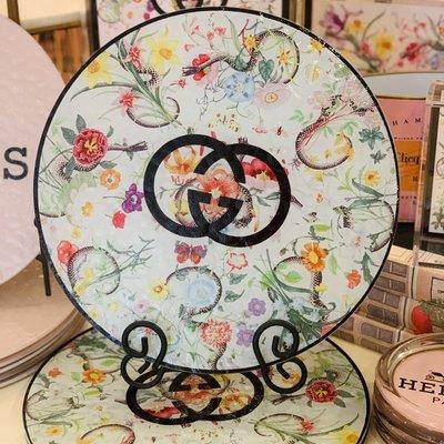 Gucci Floral Cutting Board-