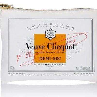 Flat Zip Veuve Label- makeup bag