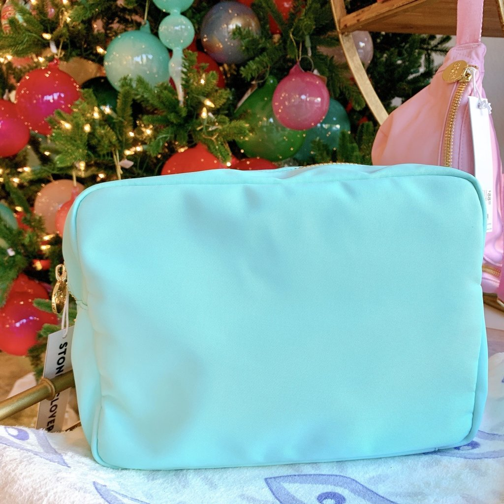 CLASSIC LARGE POUCH-COTTON CANDY