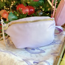 lilac - fanny pack waist bag