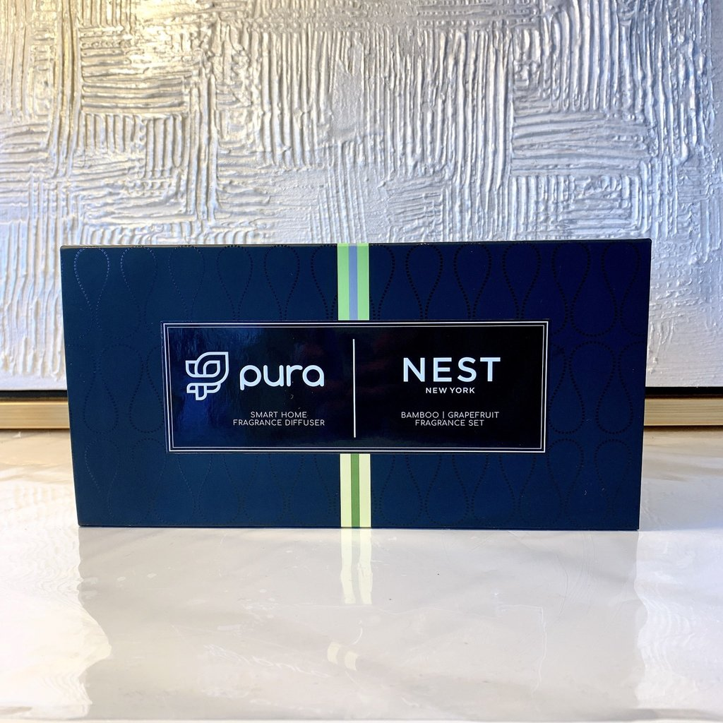 Pura Smart Diffuser (Grapefruit/Bamboo)