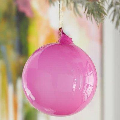 120mm fuchsia Bubblegum Ornament